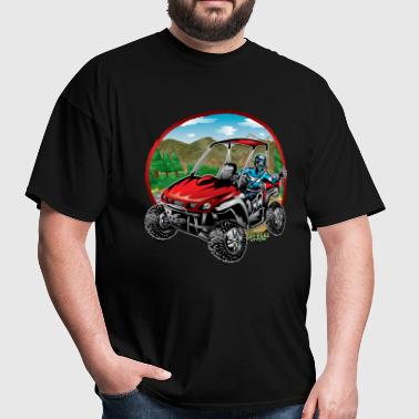 UTV Racing T-Shirt - Men's T-Shirt