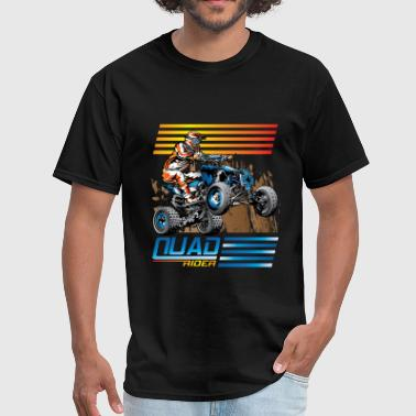 Freestyle Quad Rider - Men's T-Shirt