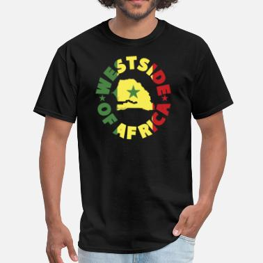 Side Westside Senegal Westside - Men's T-Shirt