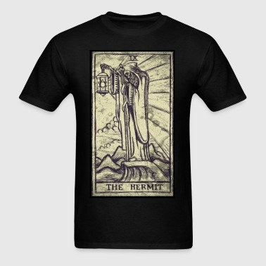 The Hermit Tarot - Men's T-Shirt