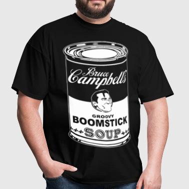 Bruce Campbell's Boomstick Soup - Men's T-Shirt