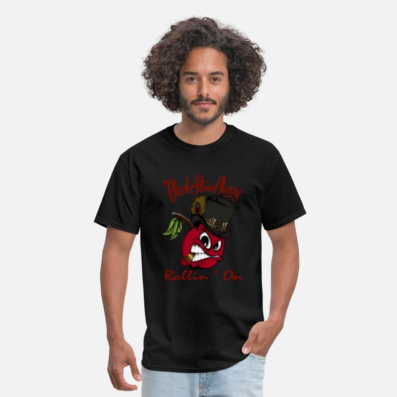 Black Stone Cherry T-Shirts - Black Stone Cherry - Men's T-Shirt black