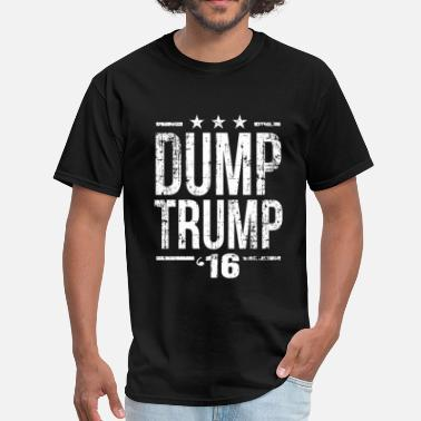 Dump The Trump Dump Trump - Men's T-Shirt