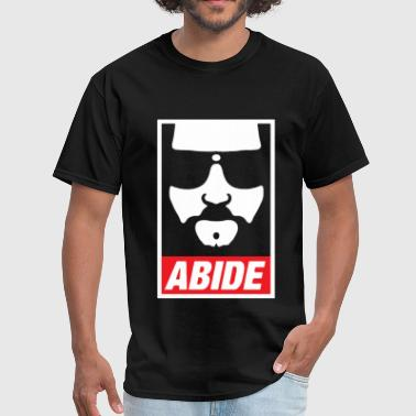 Abide The Dude - Men's T-Shirt