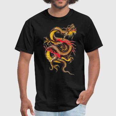 dragon tattoo t shirt - Men's T-Shirt