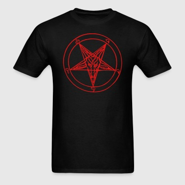 BaphometSigil - Men's T-Shirt