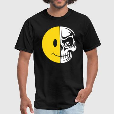 Cru Skull - Men's T-Shirt