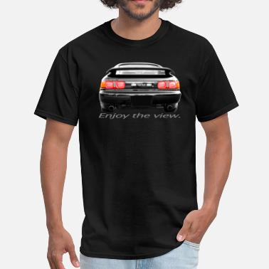 Mr2 MR2 Enjoy the view. - Men's T-Shirt