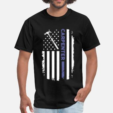 Carpenter Carpenter Flag Shirt - Men's T-Shirt