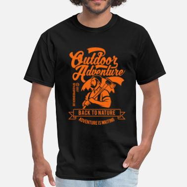 Outdoor Adventure Outdoor Adventure - Men's T-Shirt
