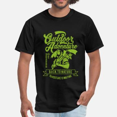Outdoor Outdoor Adventure - Men's T-Shirt