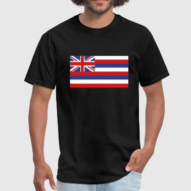 Flag Of Hawaii Flag of Hawaii - Men's T-Shirt