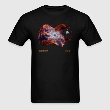 Sublibrium - Works (shirt) - Men's T-Shirt