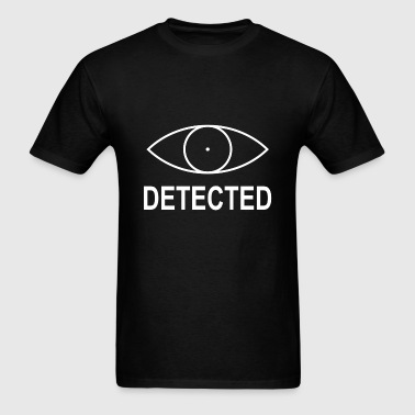 Detected blanc - Men's T-Shirt
