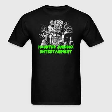 Haunted Jukebox - Logo T-Shirt - Men's T-Shirt
