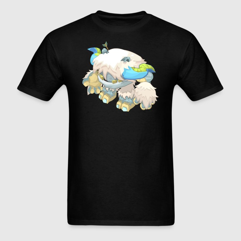 Yeti Clicker Heroes Women's T-Shirts - Men's T-Shirt