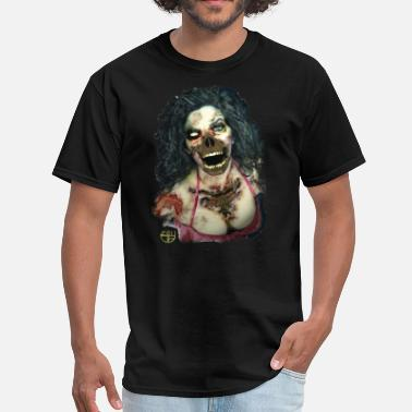 Meaty Lightweight Meaty Zombie Lamb - Men's T-Shirt