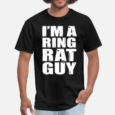 Ecw Ring Rat Guy - Men's T-Shirt