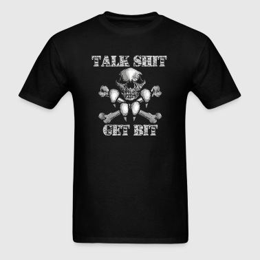 Talk shit K9 - Men's T-Shirt