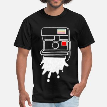 Instant-camera Camera Vintage Polaroid Camera 2 - Men's T-Shirt