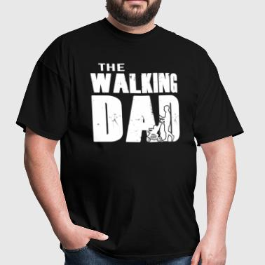 Father's Day - The Walking Dad - Men's T-Shirt