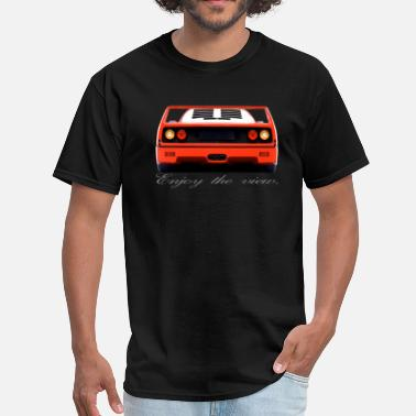 F40 F40 Enjoy the view - Men's T-Shirt