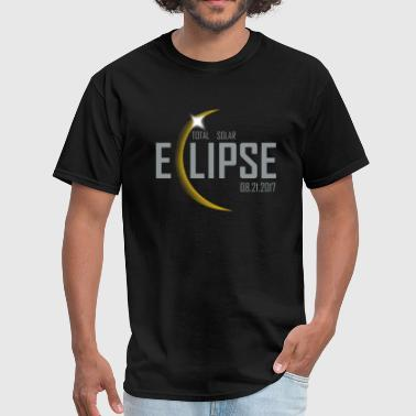 Total Solar Eclipse  - Men's T-Shirt