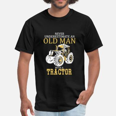 Oliver Tractor Shirt - Men's T-Shirt