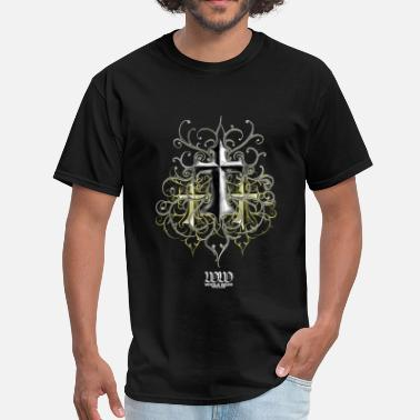 Tdg Crosses by TDG at WHOL-E.COM - Men's T-Shirt