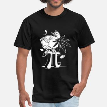 Pie Chicken Pot Pi - Men's T-Shirt