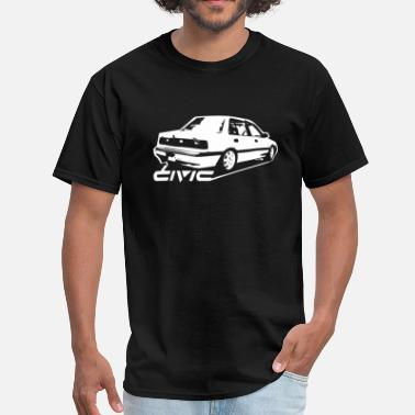 Civics CIVIC - Men's T-Shirt