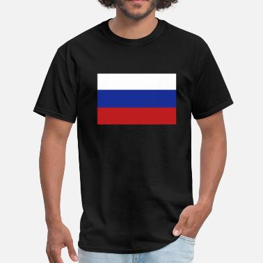 Flags Russian Russian Flag - Men's T-Shirt