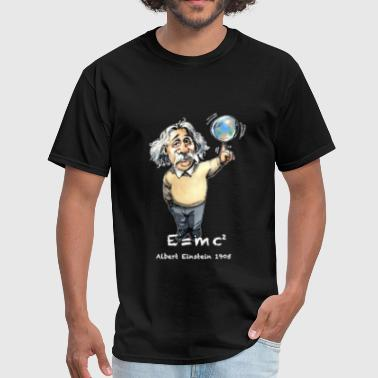 Einstein Albert Einstein E=MC 2 - Men's T-Shirt