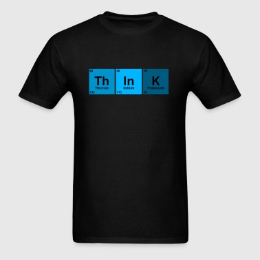 think - Men's T-Shirt