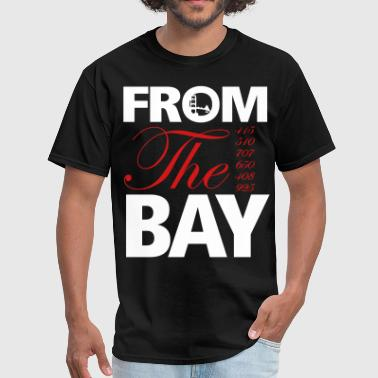 Bay Area from_the_bay - Men's T-Shirt