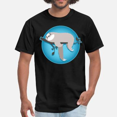 Sloth Animal Sloth Animal - Men's T-Shirt