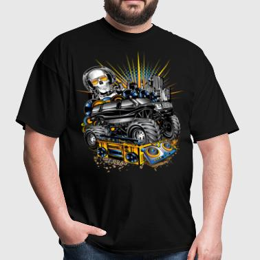 Monster Truck SUV - Men's T-Shirt
