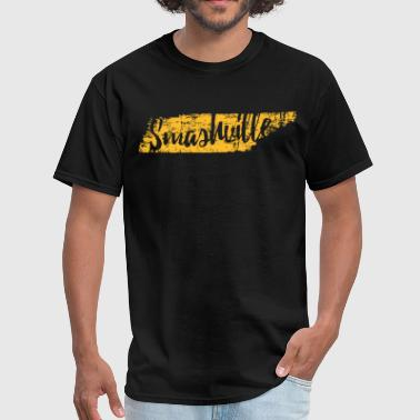 Smashville Hockey Smashville Nashville Predators Unisex Adult Hockey - Men's T-Shirt
