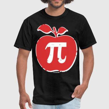 2a828ad23e732 Men s Apple Pi 3 14 Funny Math Geek Nerd Humor gir - Men
