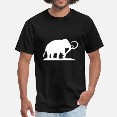 Ice Age mammoth ice age - Men's T-Shirt