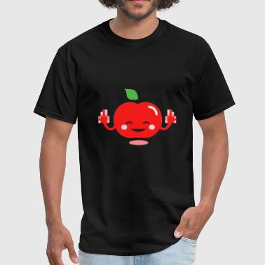 Apple Bad Bad Apple - Men's T-Shirt