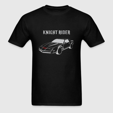 SKYF-01-034 knight rider car - Men's T-Shirt