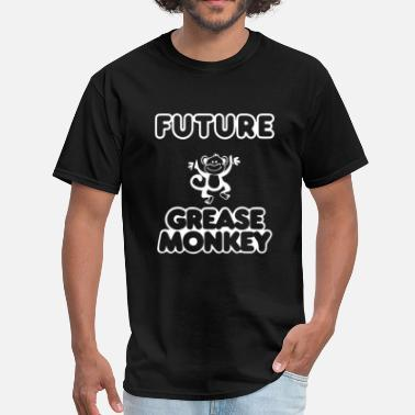 Grease Monkey FUTURE GREASE MONKEY - Men's T-Shirt