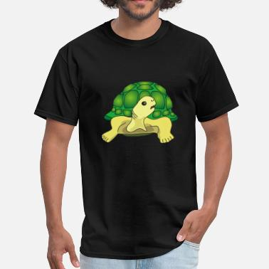 Cooter turtle - Men's T-Shirt