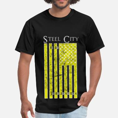 City Of Pittsburgh Pittsburgh - Men's T-Shirt