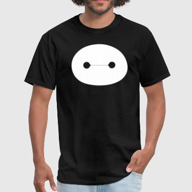 Big Hero 6 Baymax Head Eyes - Men's T-Shirt