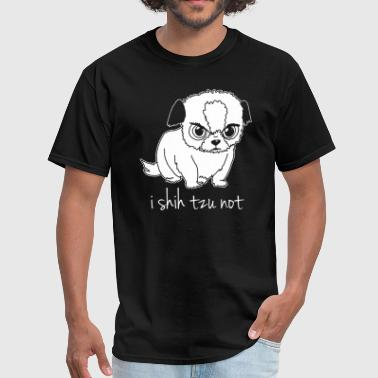 I shih tzu not - Men's T-Shirt