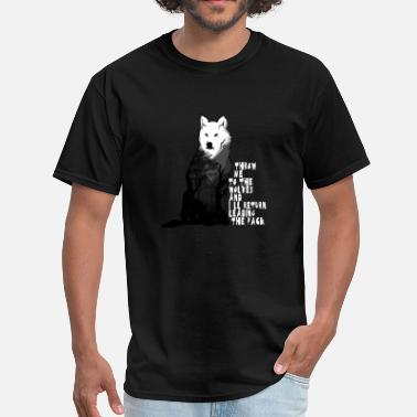 Wolf Pack Wolf Pack - Men's T-Shirt