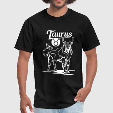Taurus Zodiac - Men's T-Shirt