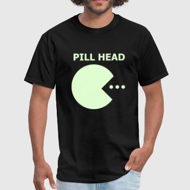 Tops Pill pill head game - Men's T-Shirt